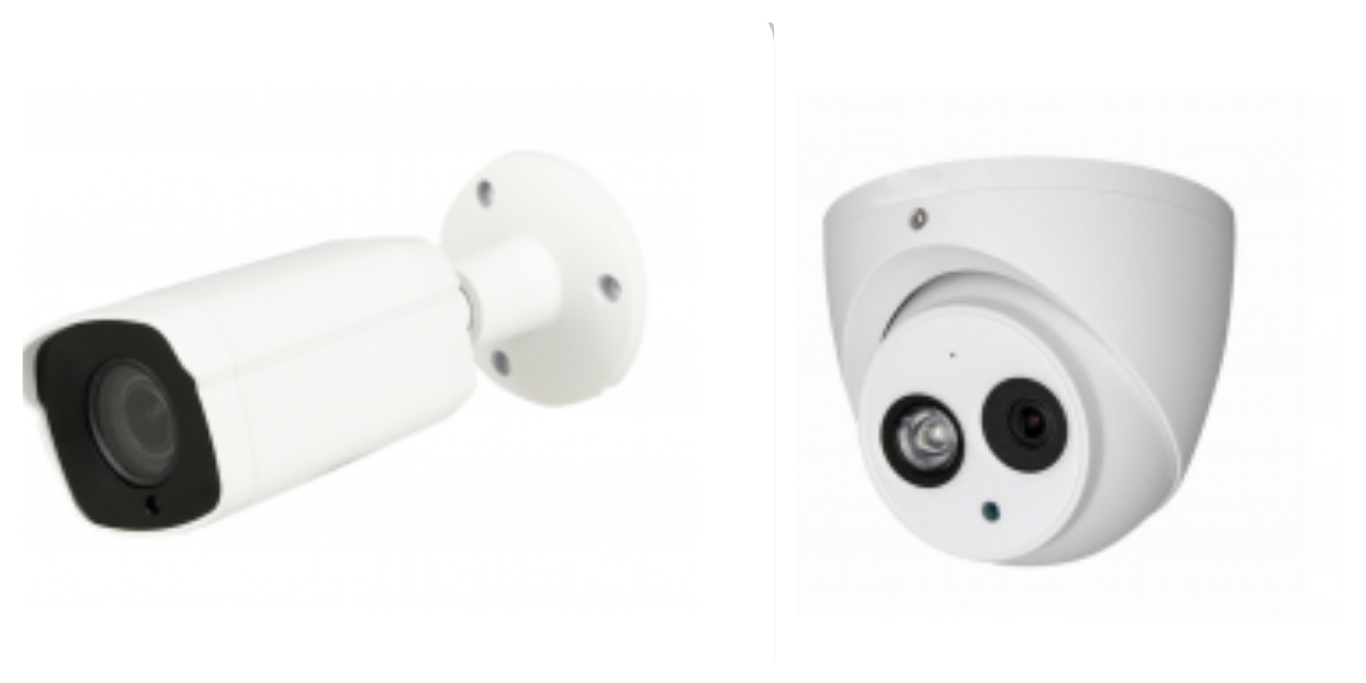 Our camera systems add security to your home or business